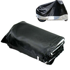 XXL Waterproof Motorcycle Cover For Harley Dyna Softail Sportster Cruiser
