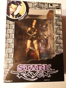 "Stark Raven Series 1 Cobretta (2000 Endless Horizons Entertainment 8"") NIB"