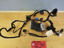 """99 - 04 Jetta MK4 R.F. Door wiring harness, plugs """" Passenger """" Front complete!!"""
