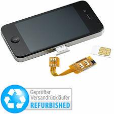 Iphone 6 Sim Karte Wechseln.Dual Sim Adapter Iphone Günstig Kaufen Ebay