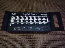 Roland  S-1608  16 channel Digital  Snake Stage Box  Unit Only W/ Power Cord