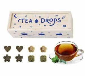 Tea Drops Loose Leaf Tea Drops Standard Tea Sampler - 8 Count