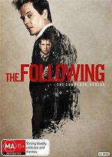 The Following : Season 1-3 (DVD, 2015, 12-Disc Set)