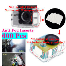 600 Reusable Anti-Fog Inserts For GoPro HERO 1 2 3 4 Camera Accessories