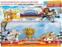 Skylanders Superchargers SKY RACING ACTION PACK Astroblast Sky Trophy Sun Runner