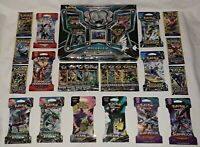 28 Pack Lot Silvally Figure Box w/ Ancient Origins & Evolutions Packs / Team Up