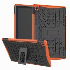 para Huawei Tablet Media M5 10.8Y Pro HIBRIDO carcasa de EXTERIOR NARANJA