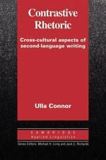 Contrastive Rhetoric: Cross-Cultural Aspects of Second Language Writing (Paperba