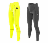 Select Ladies Cycling Tights Padded Compression Leggings Cycle Womens Trousers