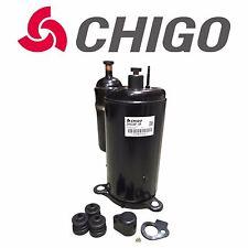 CHIGO 1 TON A/C Rotary Compressor 12,000 BTU R-22 208/230 V. 1 Phase (NEW)