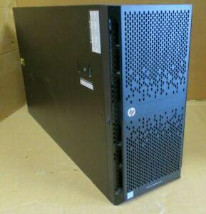 """HP Proliant ML350 G9 GEN9 XEON 6-core E5-2620v3 64GB Ram 8x 2.5""""  Tower Server"""