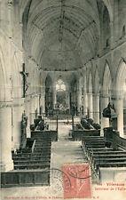 Carte VILLENAUXE LA GRANDE Intérieur de l'église
