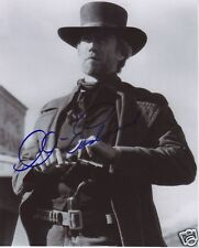 CLINT EASTWOOD AUTOGRAPH SIGNED PP PHOTO POSTER