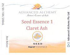 Seed Essence #1 Creative Limbs - Advanced Alchemy 25ml Claret Ash