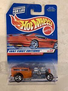 "Hot Wheels Way 2 Fast ""metal Bottom"" #514 16667"