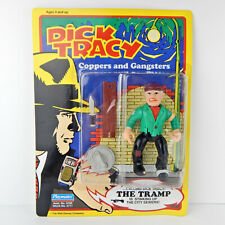 Dick Tracy Coppers and Gangsters Steve The Tramp Action Figure Playmates New