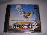 USED PS1 PS PlayStation 1 TONY HAWK'S PRO SKATER 2
