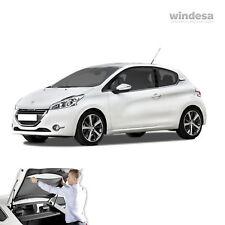 Peugeot 208 C 5-portes 2012- CAR WINDOW SUN SHADE BLIND SCREEN