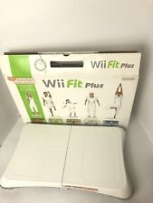 Nintendo Wii Fit Balance Board  TESTED. WORKS. ✅ W/ Box, Needs New 🔋