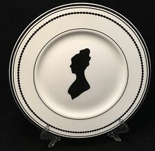 Lenox Colonial Homes 1975-95 Anniversary Ltd Edition 1 of 1,000 Silhouette Plate