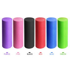 Yoga Foam Roller High-density EVA Muscle Roller Self Massage Tool f/Pilates V5G0