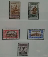 Netherlands Indies stamps from near-complete collection 1930