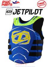 JETPILOT APEX Side Entry USCG Approved Life Vest Jacket YELLOW BLUE JP16212 L/XL