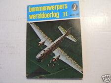 BOMBER AIRCRAFT WW2 NO 2 DORNIER,HEINKEL,JUNKERS,LANCASTER,BLENHEIM,HAMPDEN,HALI