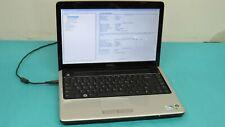 Dell Inspiron 1440 Pen Dual Core T4200 2GHz 2GB RAM NO HD/Caddy/Bat/CD ROM-WORKS
