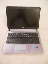 HP PROBOOK 430 G1 E3U87UT LAPTOP NOTEBOOK FOR PARTS ONLY HEWLETT-PACKARD 4GB RAM