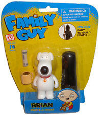 Family Guy Create-A-Figure Brian Figure MIB Walgreens Exclusive Toy Death Part!