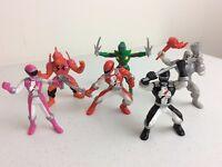 2006 2007 Bandai Power Rangers Operation Overdrive PVC Figure Toy Lot