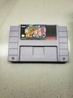 Super Bomberman 2 SNES Super Nintendo Entertainment System TESTED and AUTHENTIC