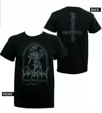 WATAIN Band Rabid Death's Curse Black Metal T-Shirt SMALL NEW