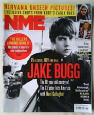 November Weekly NME Magazines