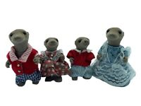 Calico Critters Sylvanian Families Vandyke Otter Family UK Flair