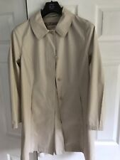 per una spring coat size M