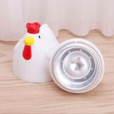 1PC New Cute Chicken Shaped Egg Boiler Steamer Microwave Kitchen Cooking Tool