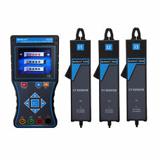 H●SHANYI S230 Triple Phase Intelligent Phase,Volt-Ampere Meter New