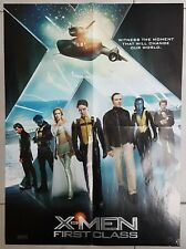 X-Men First Class & Clockwork Orange - double sided Empire movie poster