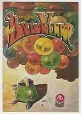*** The Balloon Vendor *** 1971 - Comix Stories - The RIP OFF PRESS // Anglais