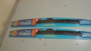 """3 Matched Set Hybrid Wipers 21""""+19"""" Trico Sentry Wiper Blades - 32-210 32-190"""