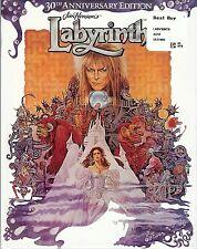 Labyrinth (Blu-ray Disc, 2016, Anniversary Edition Includes Digital Copy UltraViolet)