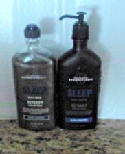 Bath and Body Works Aromatherapy Black Chamomile Sleep Wash & Lotion