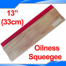 """New Silk Screen Printing Squeegee 6.3""""9.4""""13""""18""""39"""" Ink Scraper Printing Tool US"""