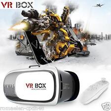 Casque De Réalité Virtuel VR Box 3D + Controlleur Bluetooth Iphone Samsung