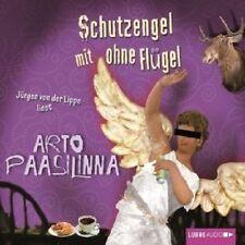 ARTO PAASILINNA - SCHUTZENGEL MIT OHNE FLÜGEL 4 CD NEU
