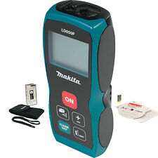 164' Battery Operated 635 nm Class II Laser Distance Measure Makita LD050P New