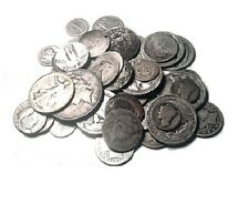 1 Troy Ounce 90% Silver US Coins | Cull Condition | Approx. $1.35 Face Value