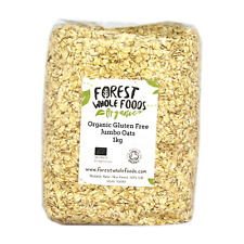 Forest Whole Foods - sans Gluten Biologique Jumbo Porridge Avoine 1kg